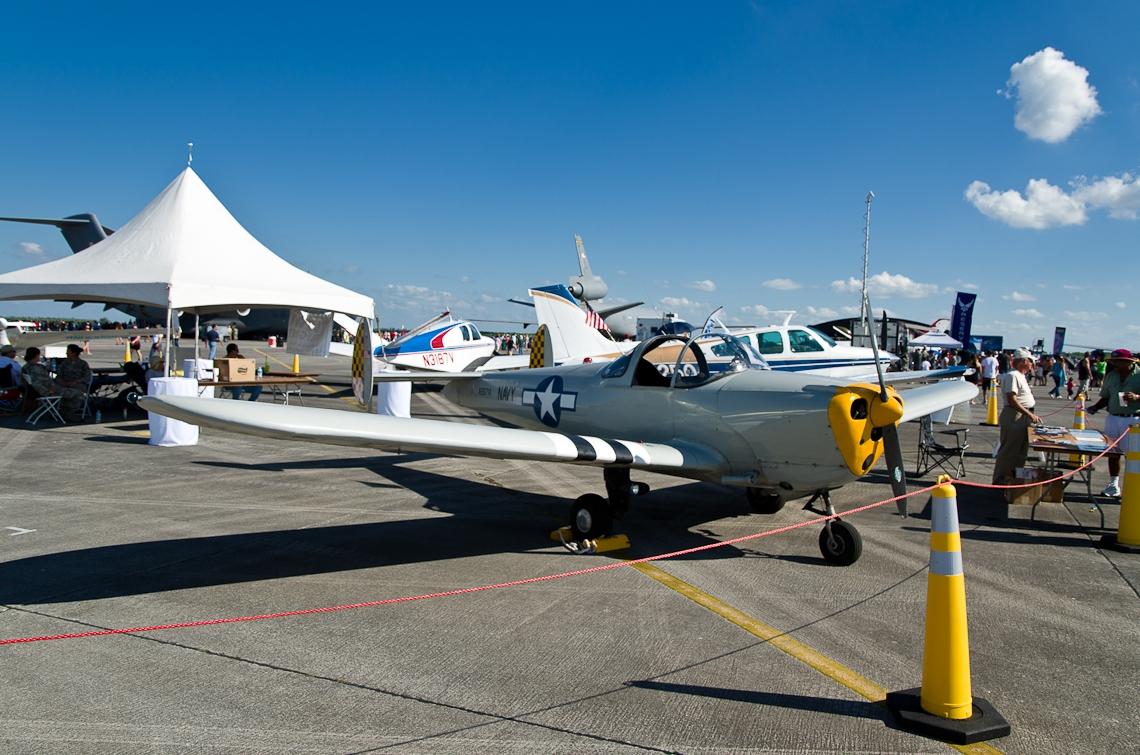 Авиашоу, Хоумстэд / Airshow, Homestead, FL