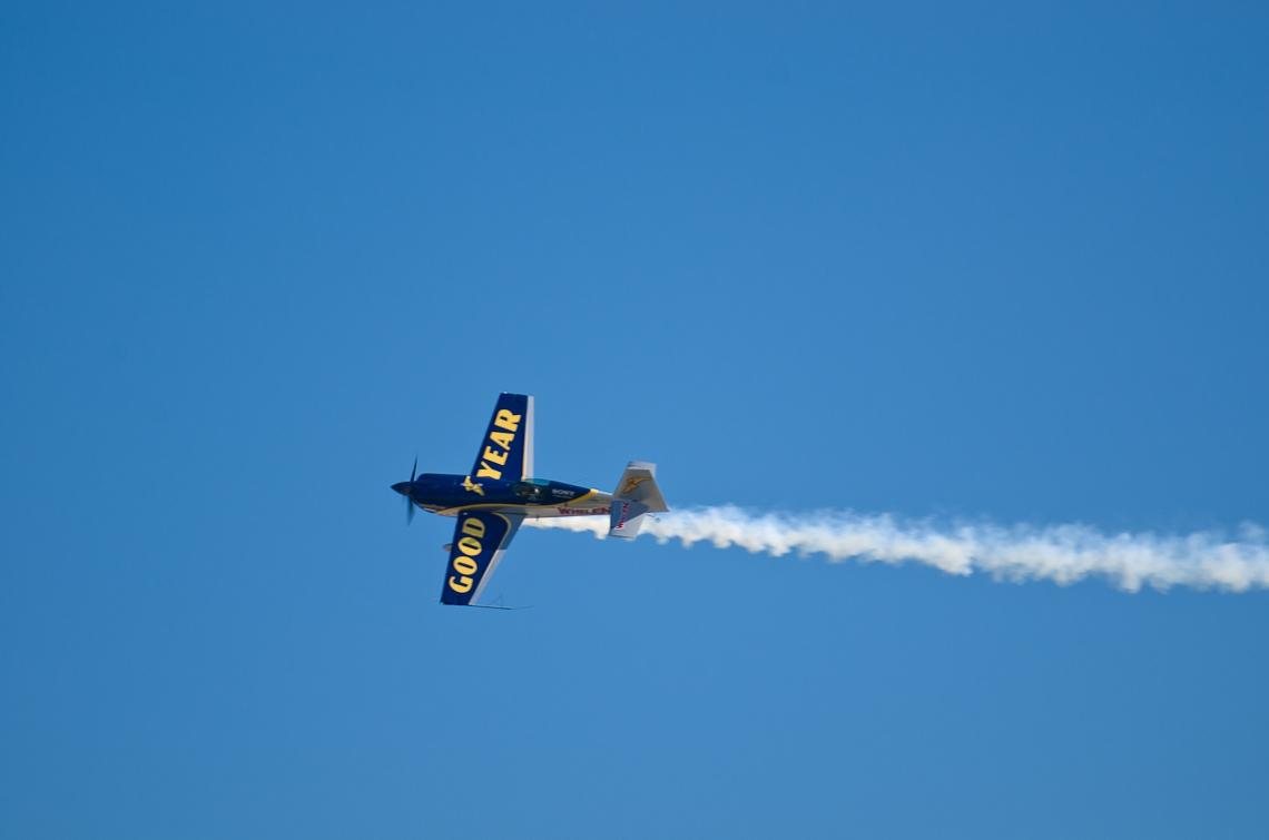 Авиашоу, Хоумстэд / Airshow, Homestead, FL, Extra 300S