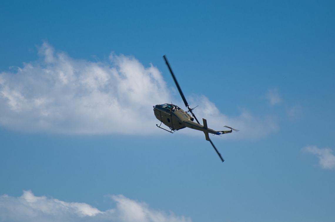 Авиашоу, Хоумстэд / Airshow, Homestead, FL, Bell UH-1 Iroquois