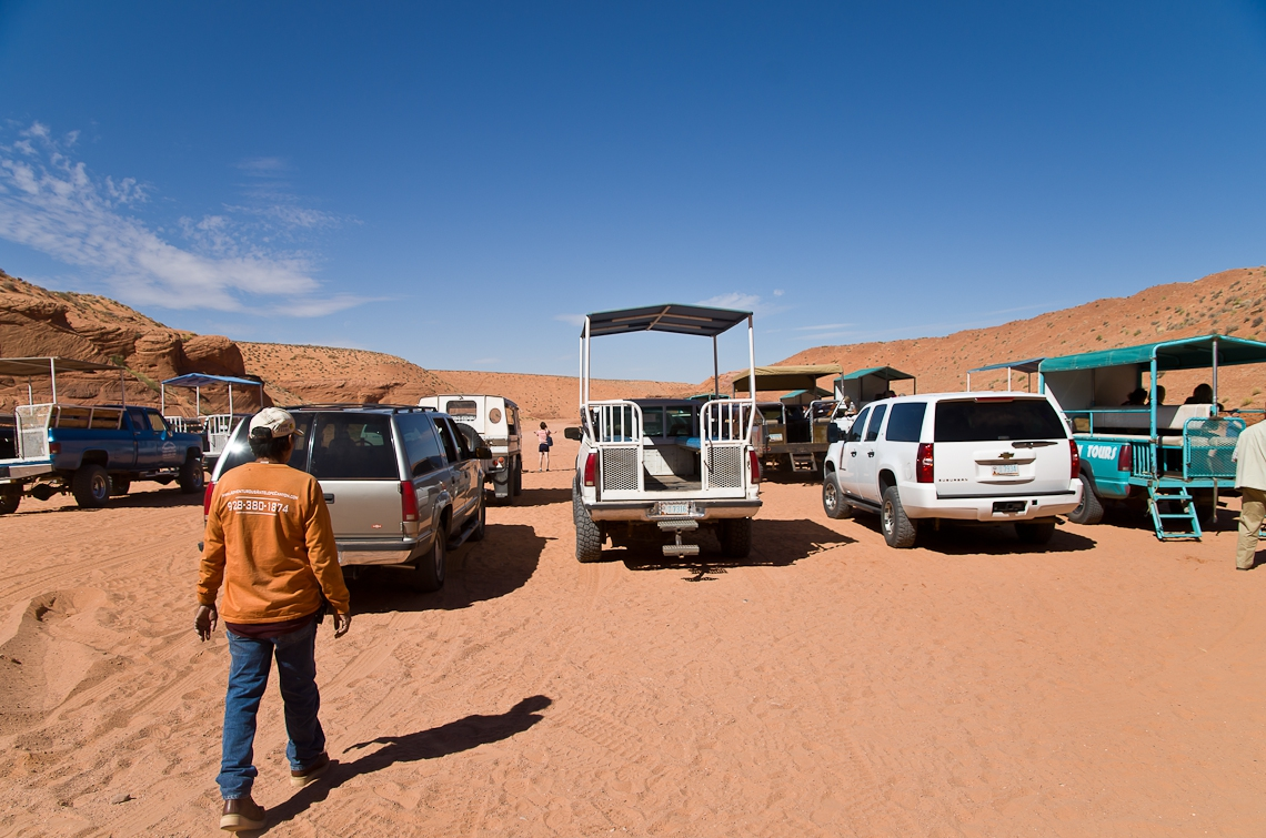 Навахо, Каньон Антилопа / Navajo, Antelope Canyon