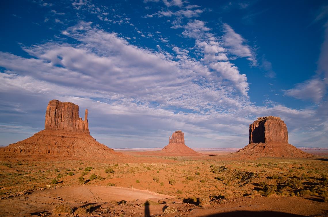 Долина монументов, долина памятников, Навахо / Monument Valley, Navajo