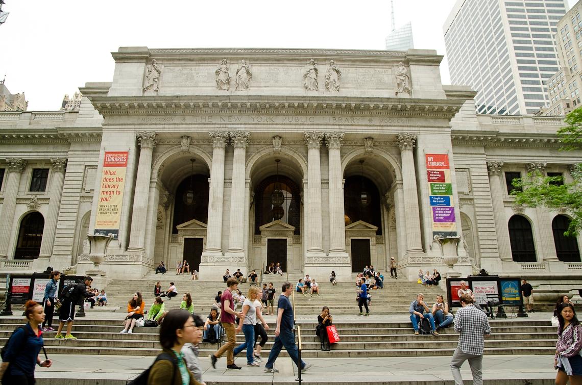 New York, Public Library