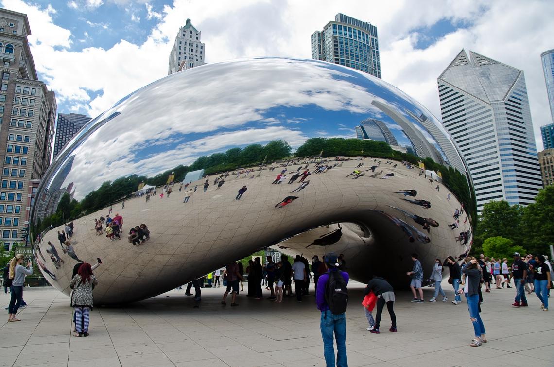 Chicago, Cloud Gate