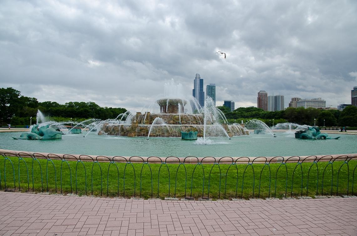 Chicago, Buckinham Fountain