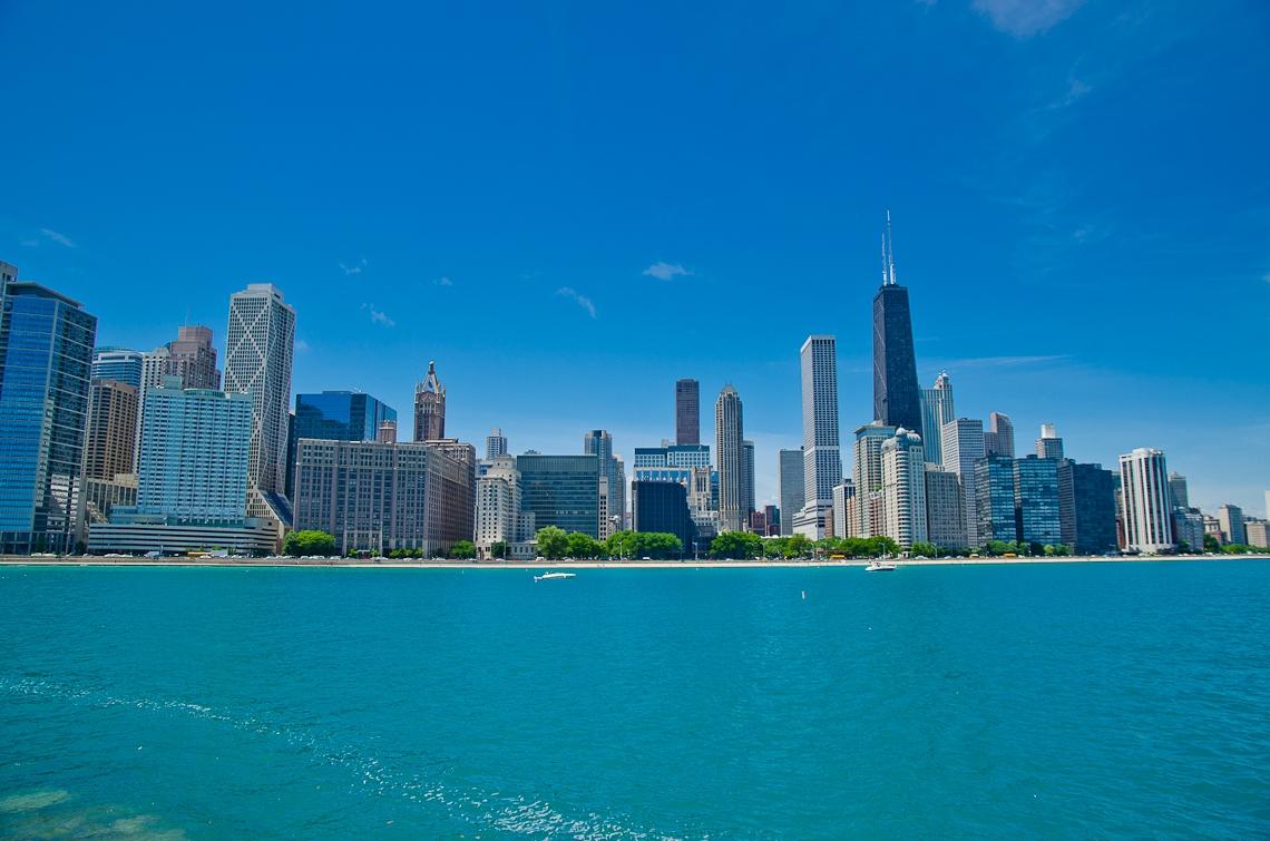 Chicago, Michigan Lake