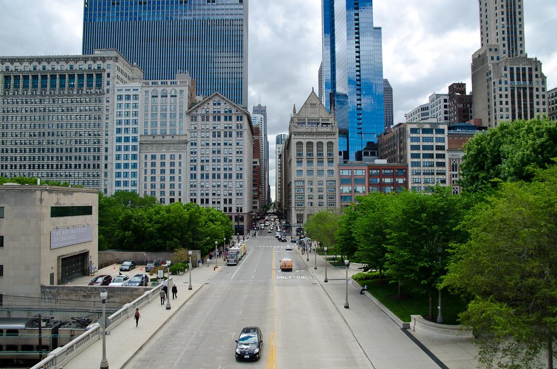 Chicago, Millenium park