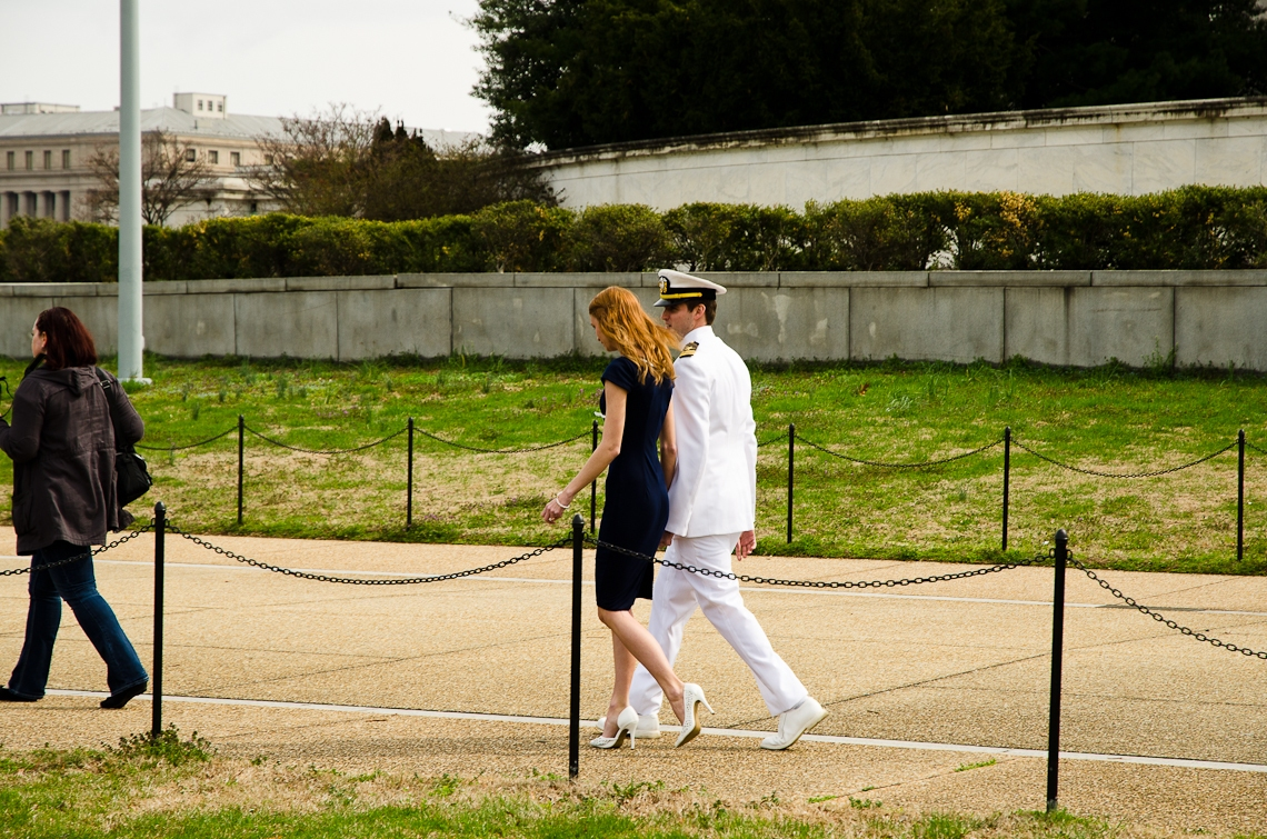 Washington, D.C., National Mall, Wedding