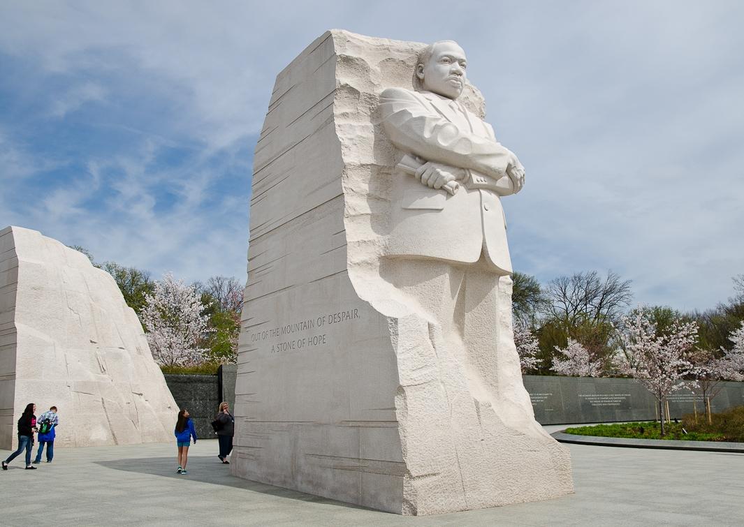 Washington, D.C., National Mall, Martin Luther King, Jr. Memorial