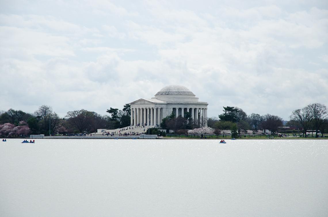 Washington, D.C., National Mall, The Thomas Jefferson Memorial