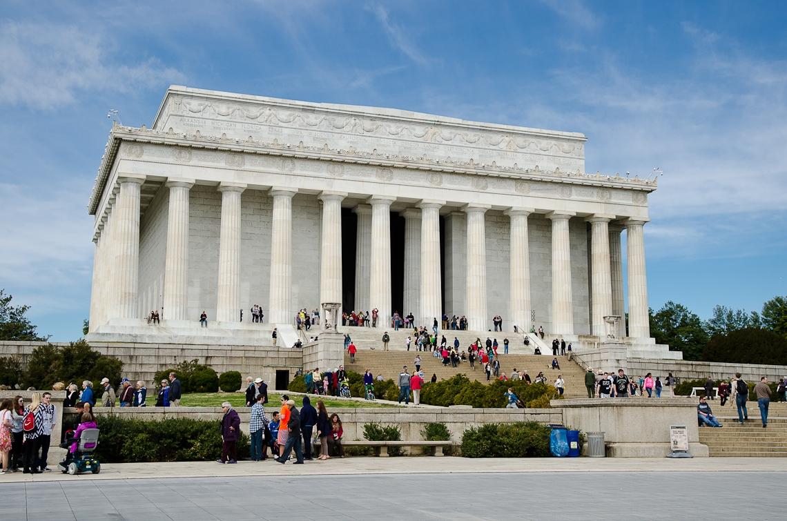 Washington, D.C., National Mall, Lincoln Memorial