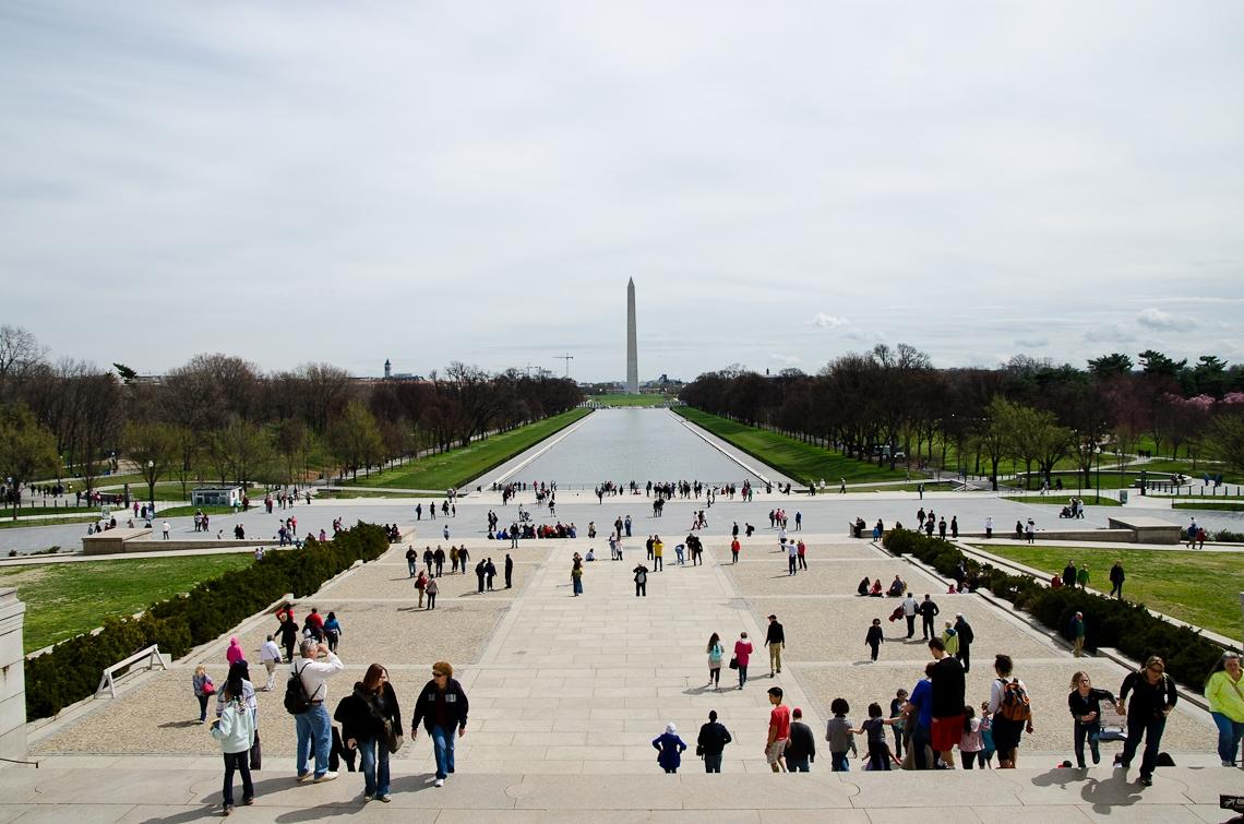 Washington, D.C., National Mall, Washington Monument, Reflecting Pool