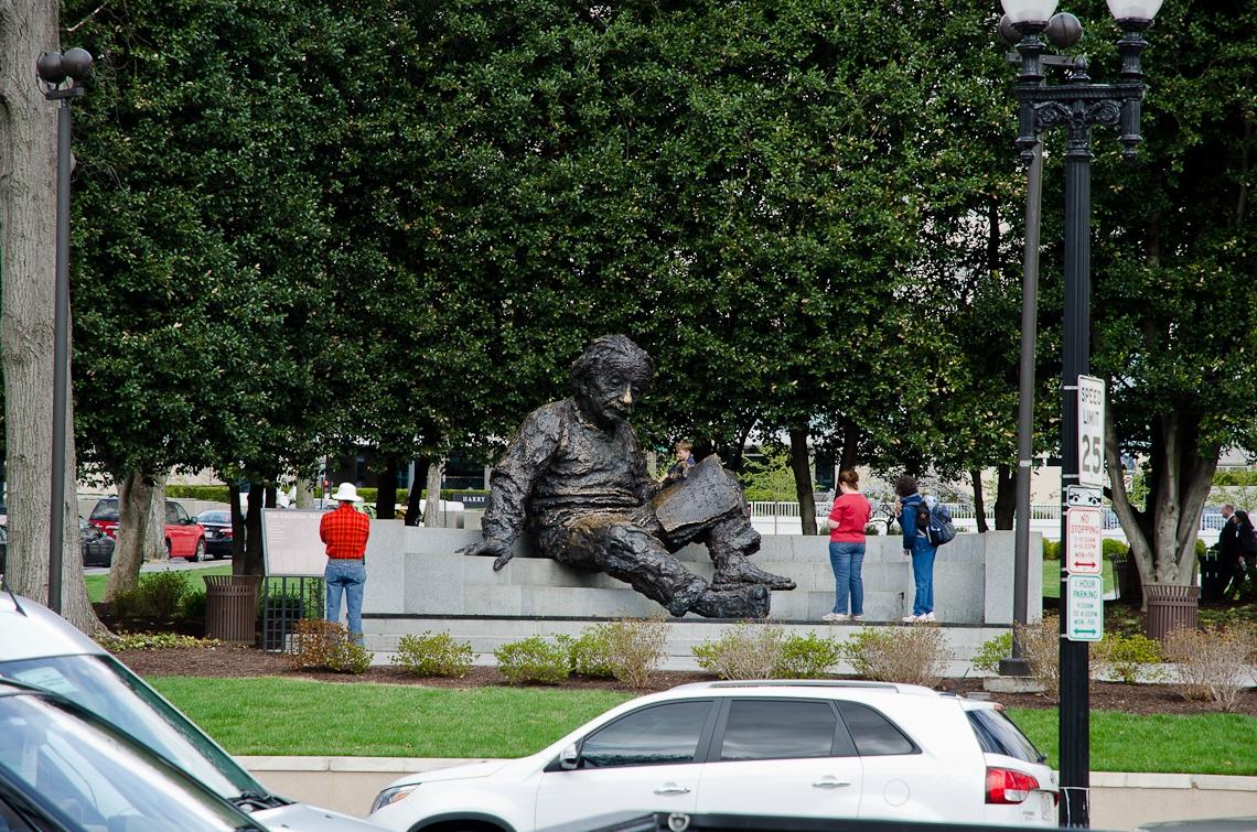Washington, D.C., The Einstein Memorial