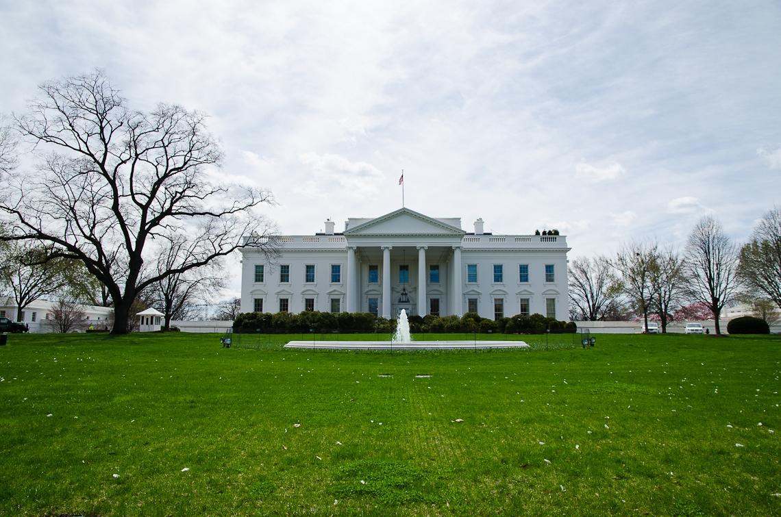 Washington, D.C., The White House