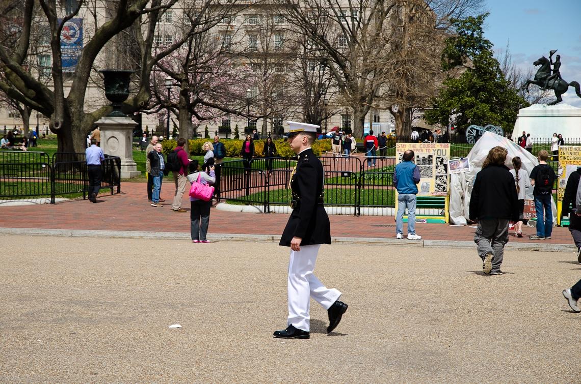 Washington, D.C., Lafayette Square