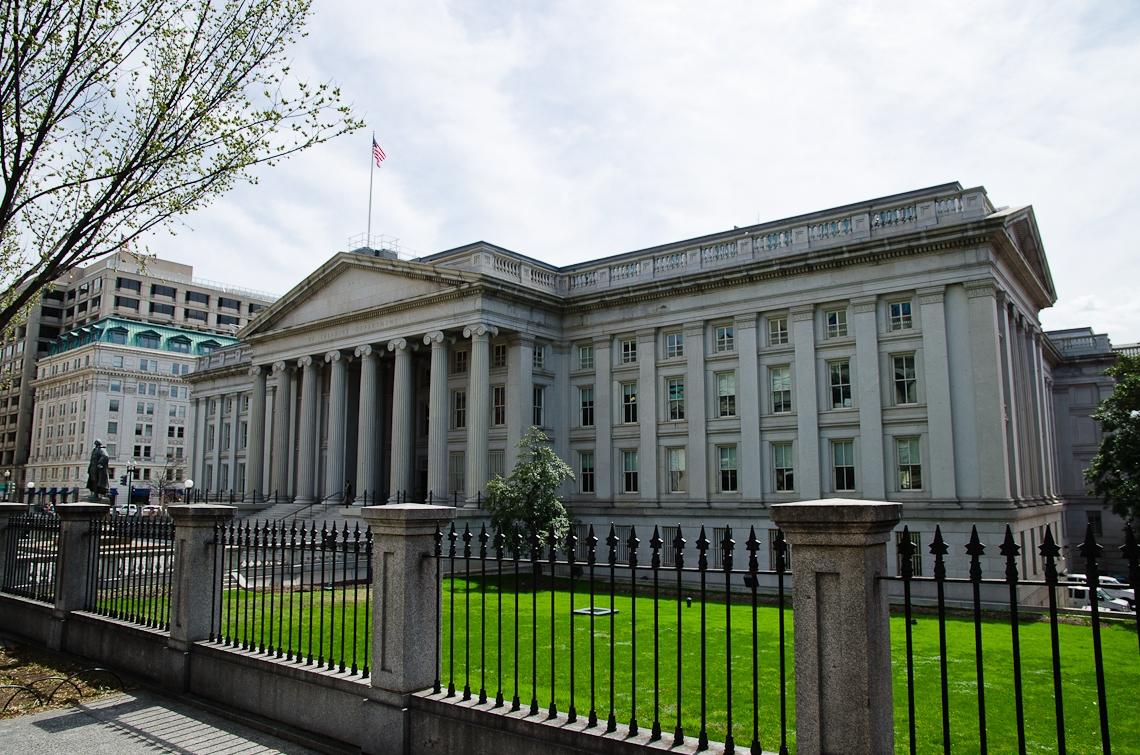 Washington, D.C., U.S. Department of the Treasury