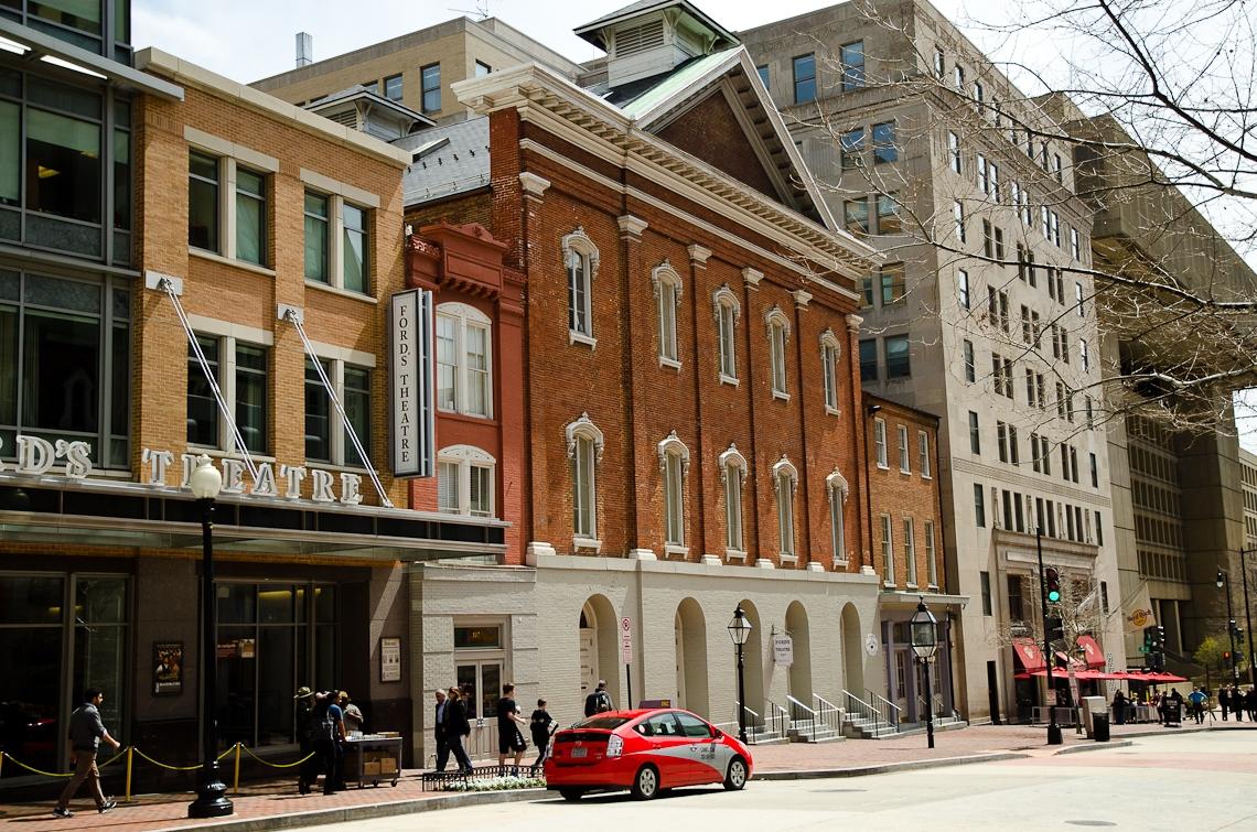 Washington, D.C., Ford's Theatre