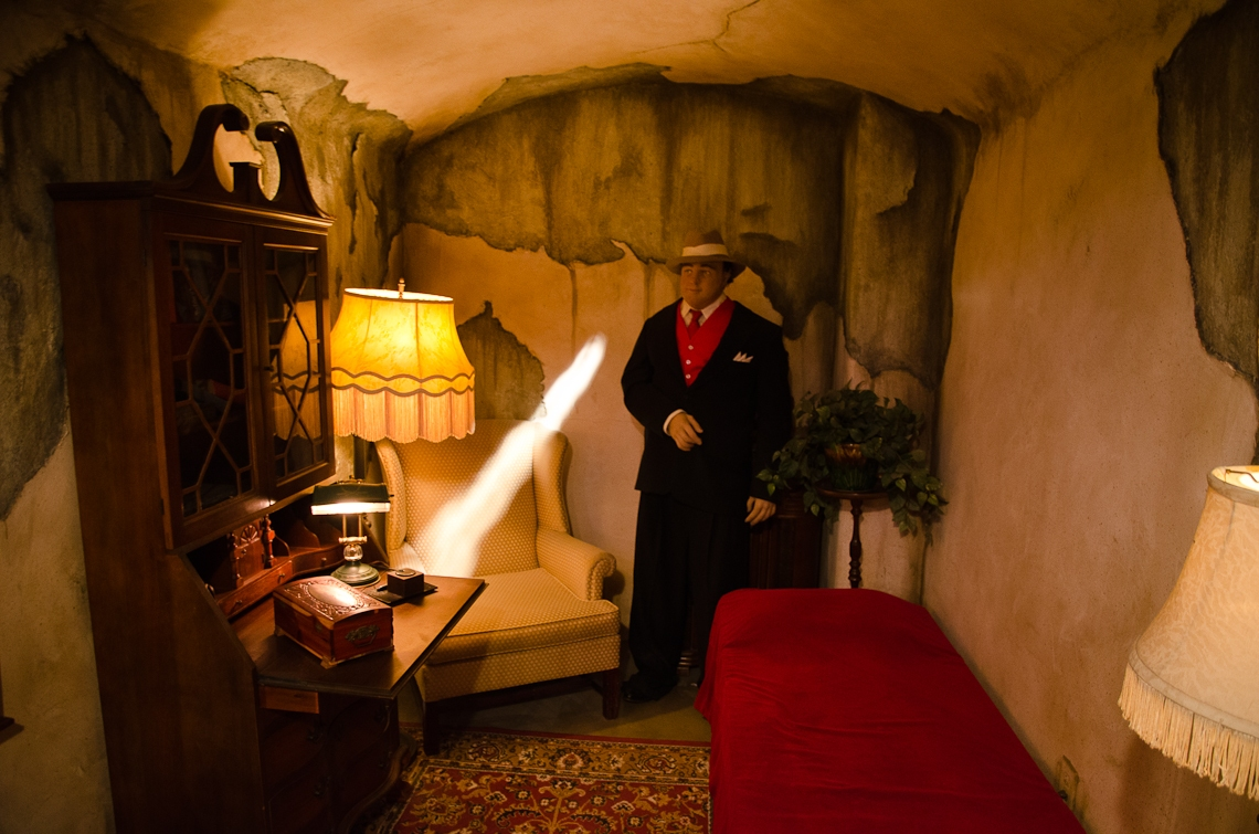 Washington, D.C., Crime Museum, Al Capone ward