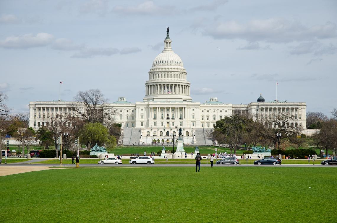 Washington, D.C., National Mall, US Capitol