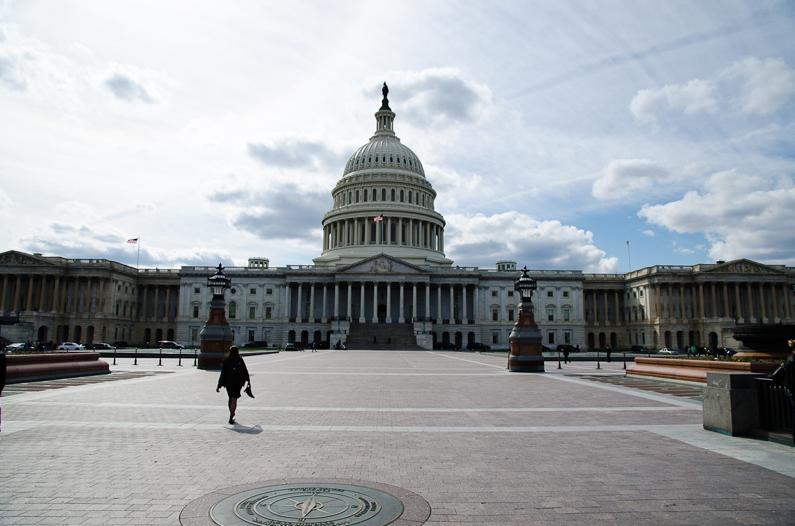 Washington, D.C., US Capitol