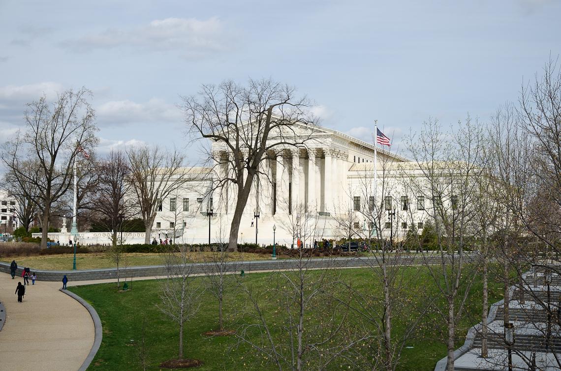 Washington, D.C., Supreme Court
