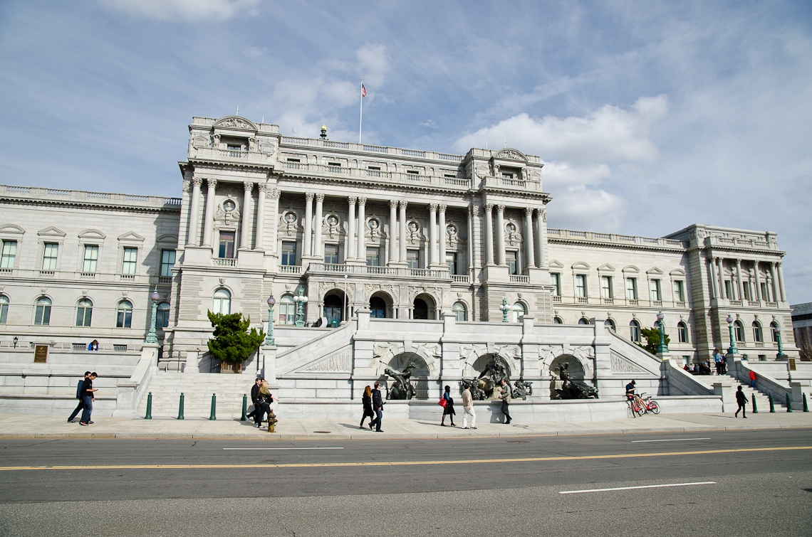 Washington, D.C., Library of Congress