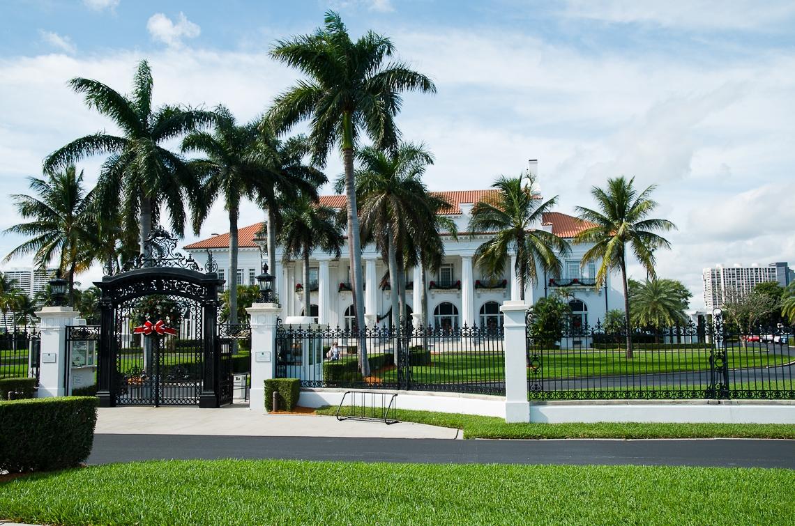 Henry Morrison Flagler Museum, West Palm Beach, Florida