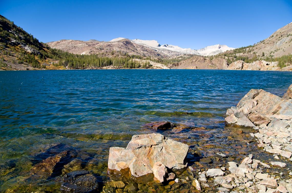 Йосемите / Yosemite, Ellery Lake