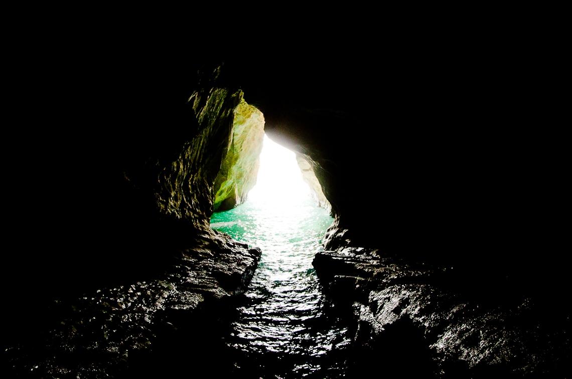 Israel, Rosh HaNikra grottoes