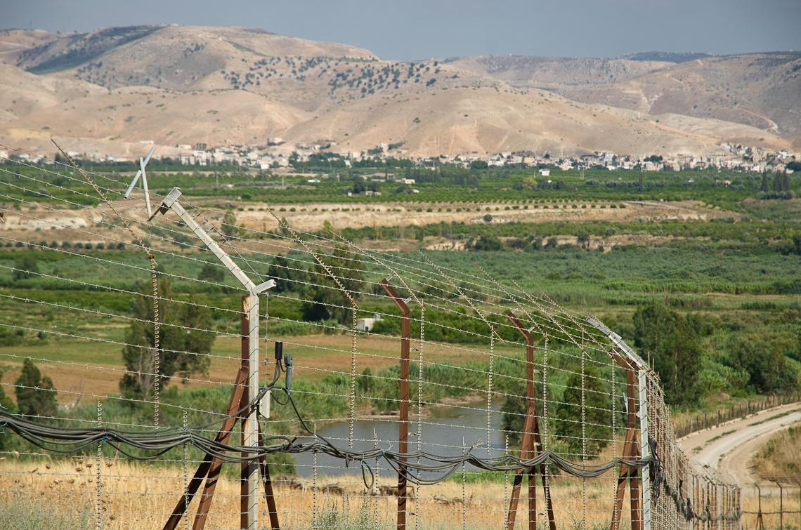 Israel, Jordan river, Река Иордан