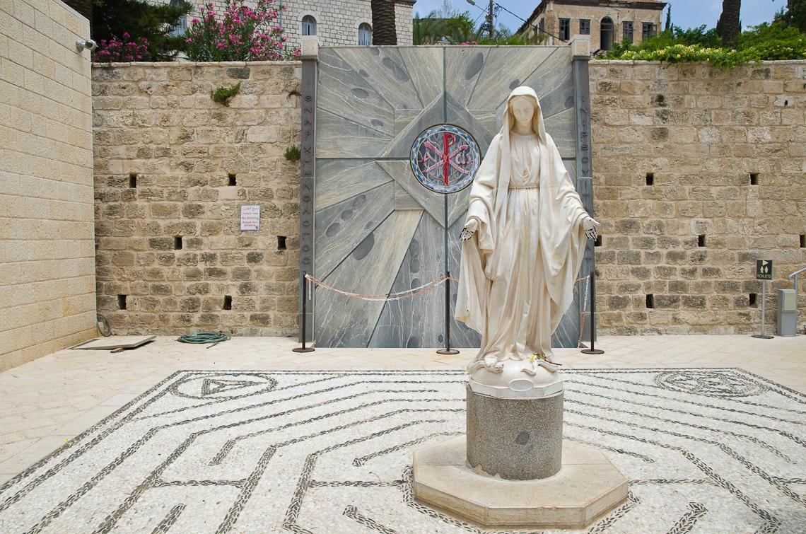 Israel, Nazareth, Назарет, Maria