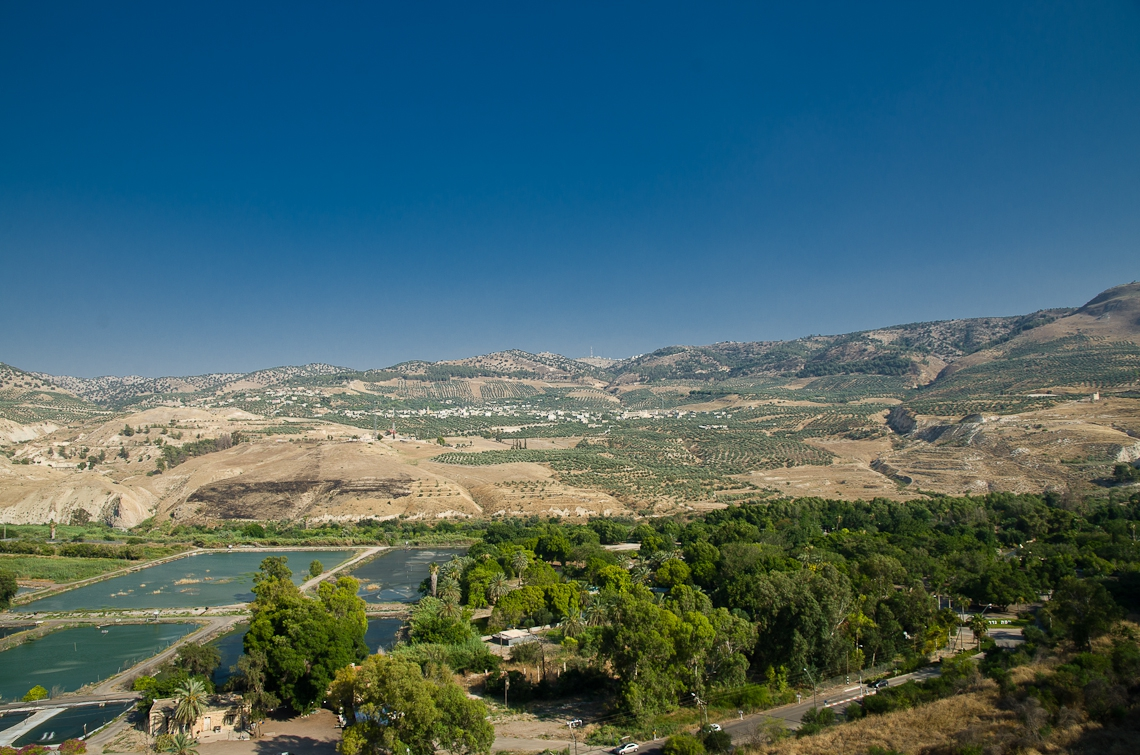 Israel, Jordan