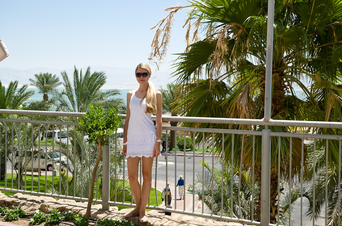 Israel, Dead Sea, Ein Bokek, Мертвое море