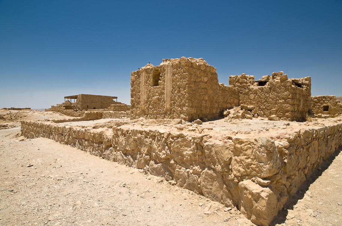 Israel, Dead Sea, Masada, Масада