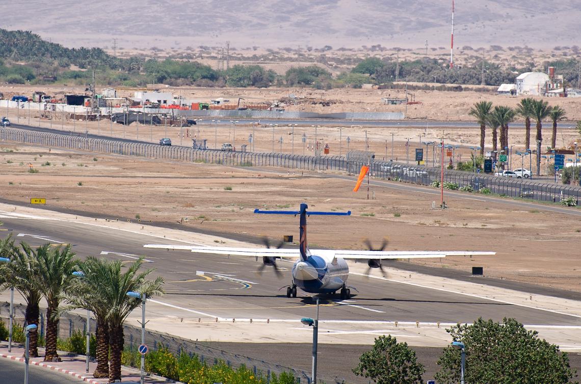 Israel, Eilat, Plane, Airport