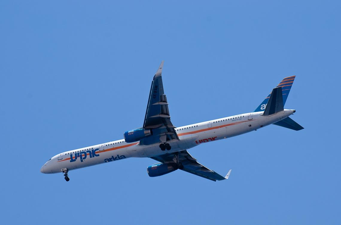 Israel, Eilat, Plane, Самолет