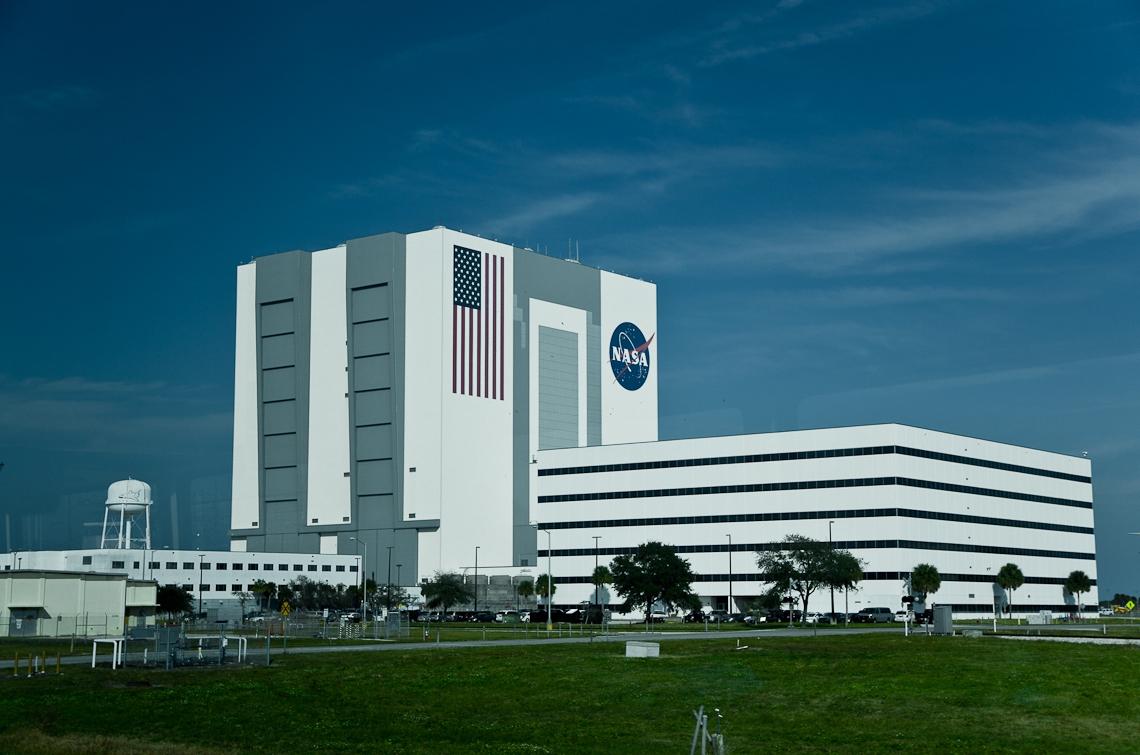 Kennedy Space Center, Capa Canaveral, Space Suttle,  VAB / Космический центр имени Джона Фицджеральда Кеннеди, мыс Канаверал, Шаттл