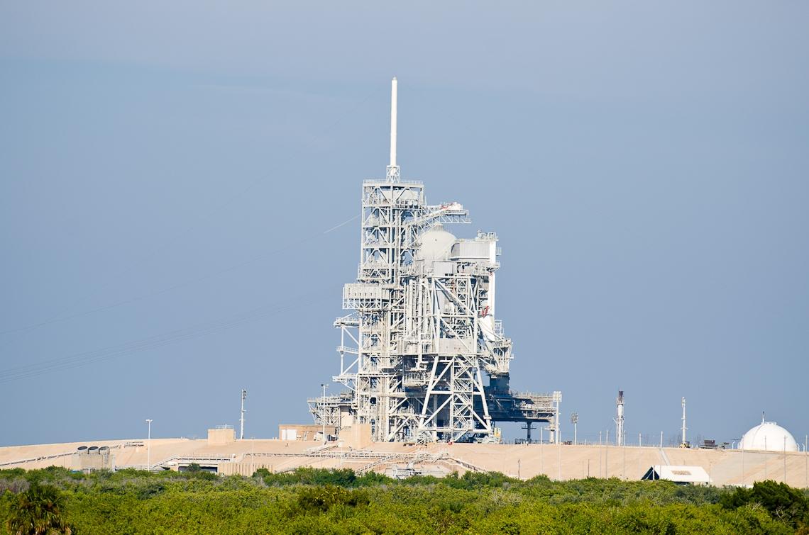 Kennedy Space Center, Capa Canaveral, Space Suttle, Launch Complex 39 / Космический центр имени Джона Фицджеральда Кеннеди, мыс Канаверал, Шаттл