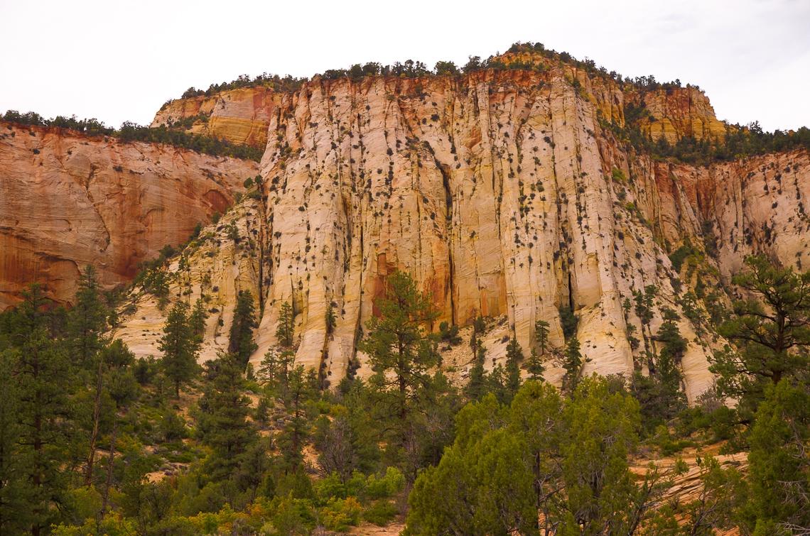 Зайон, Национальный парк / Zion National park, Zion NP