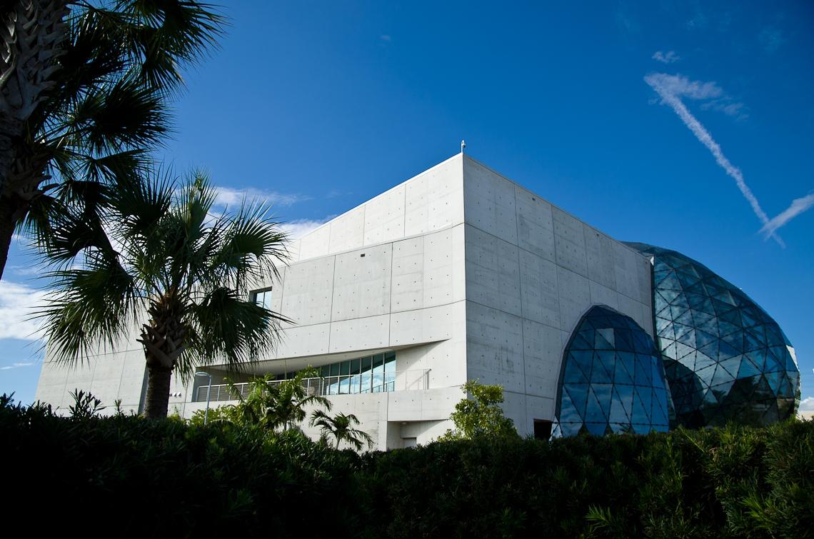St. Petersburg, Dali Museum