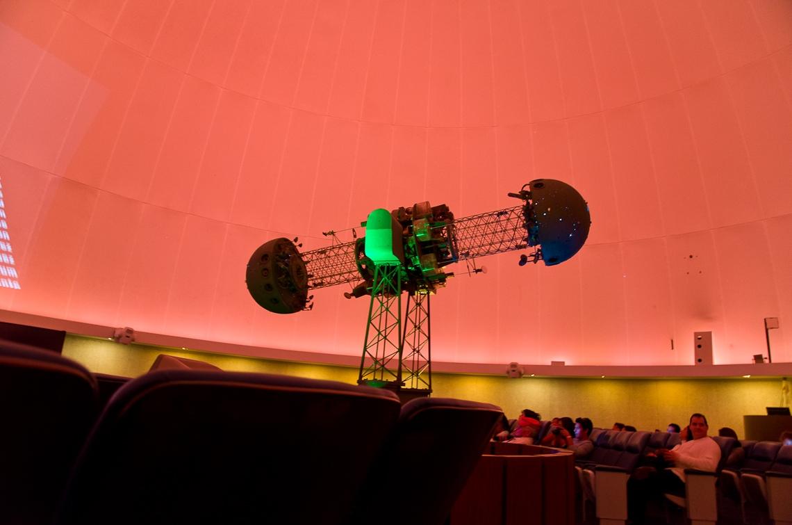 Miami, Museum of Science, Planetarium