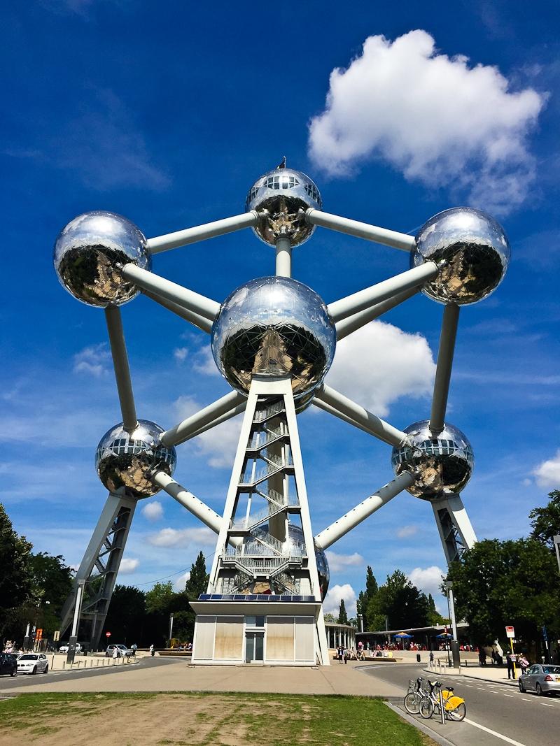Brussels, Belgium, Atomium