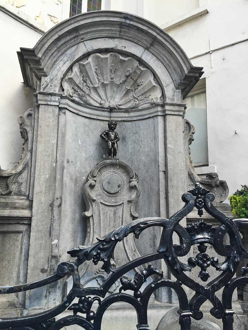 Brussels, Belgium, Manneken Pis