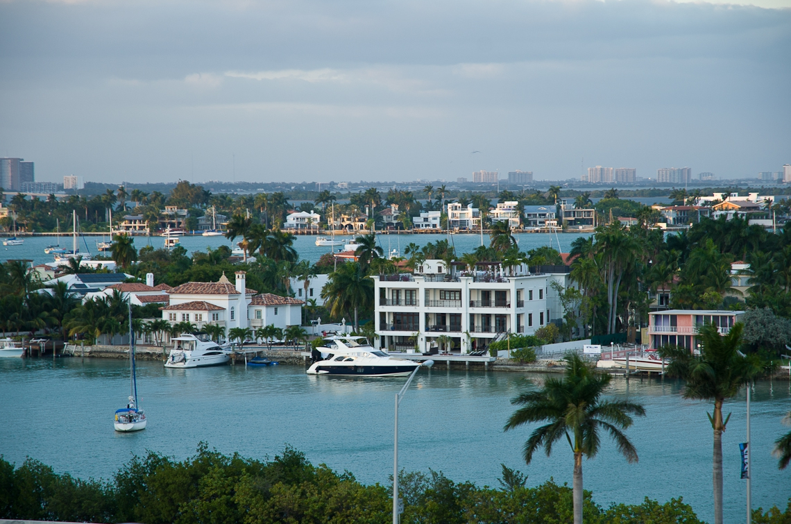 Miami, Star Island