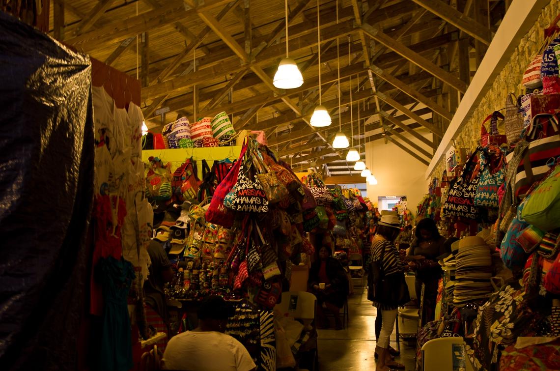 Bahamas, Nassau, Market