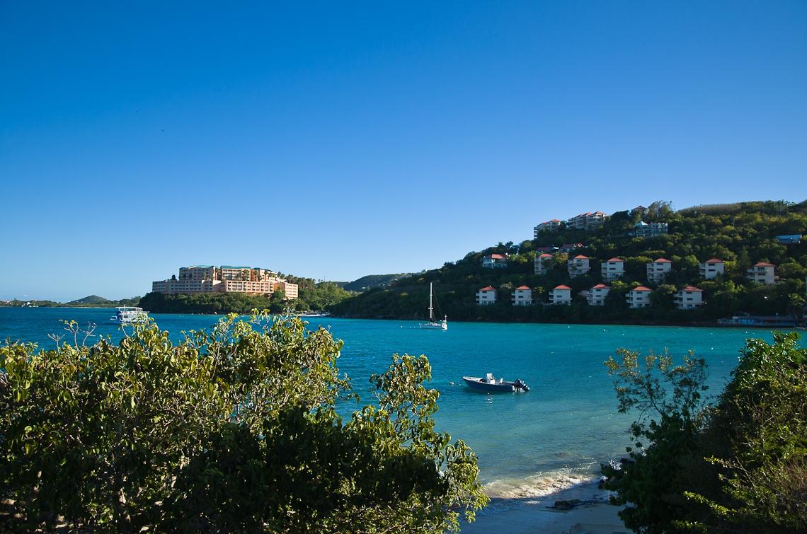 Coki Beach, Saint Thomas, U.S. Virgin Islands