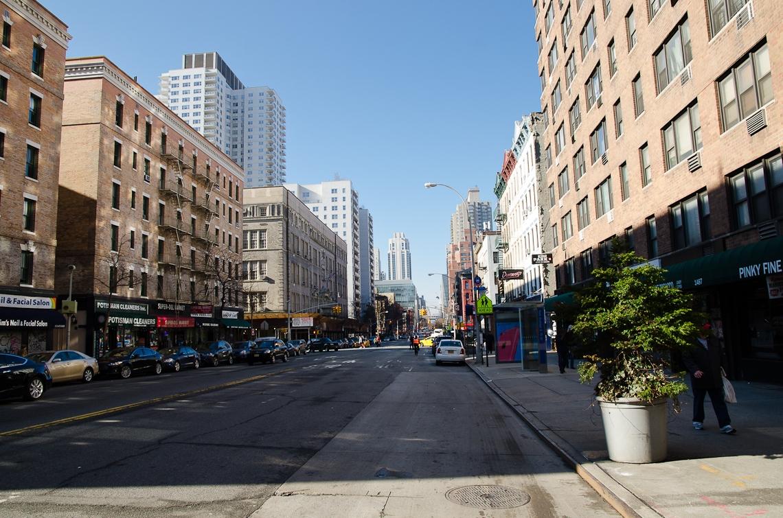 New York, Manhattan, Upper East Side