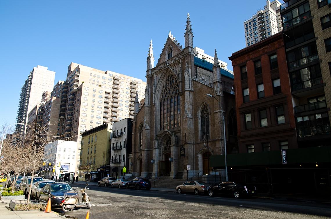 New York, Manhattan, Upper East Side, 79th street