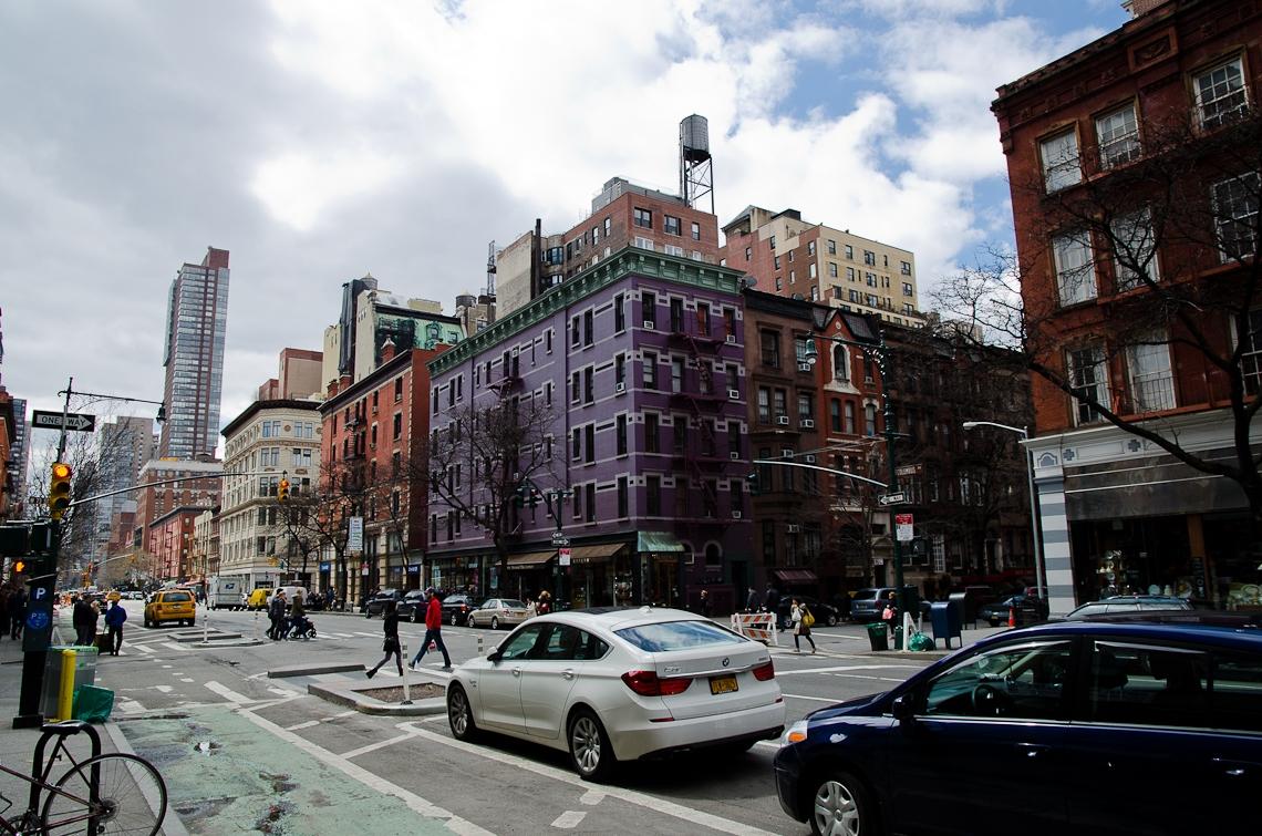 New York, Manhattan, West Side