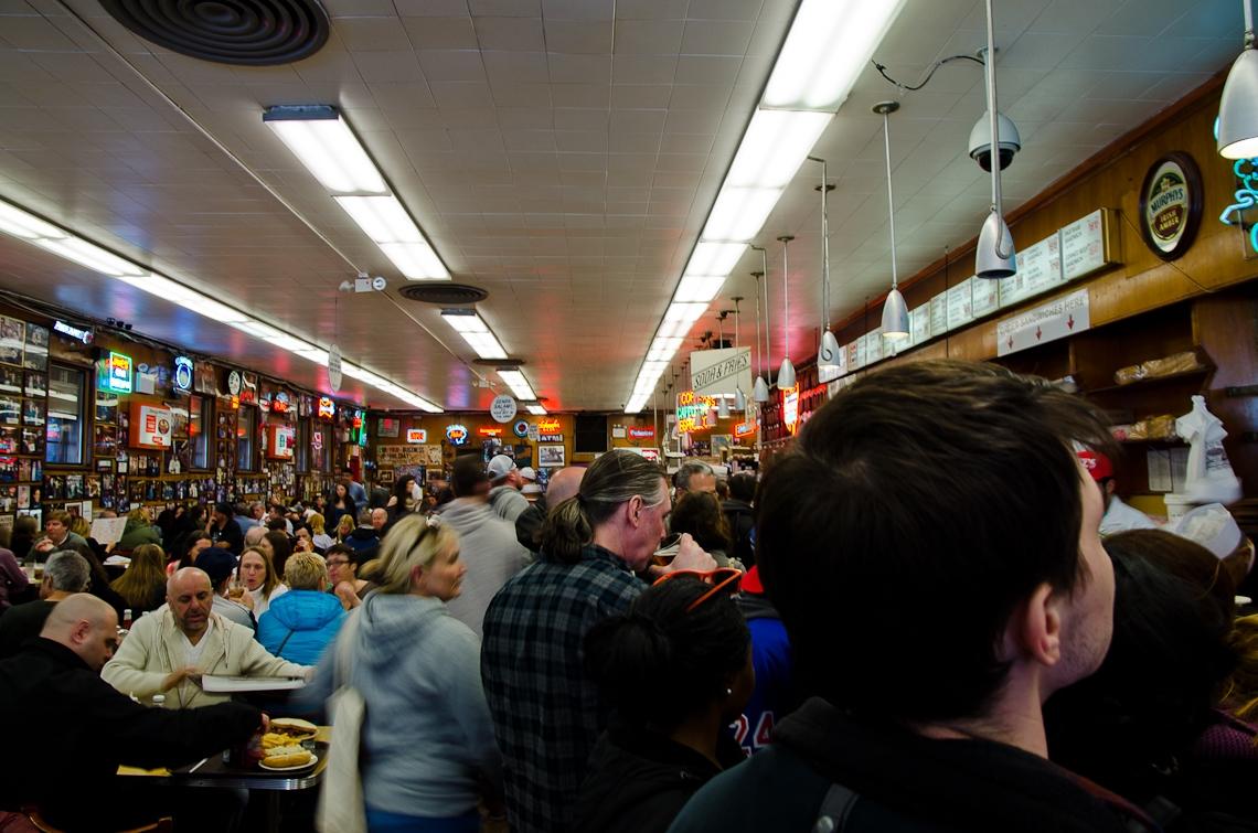 New York, Manhattan, Katz's Delicatessen