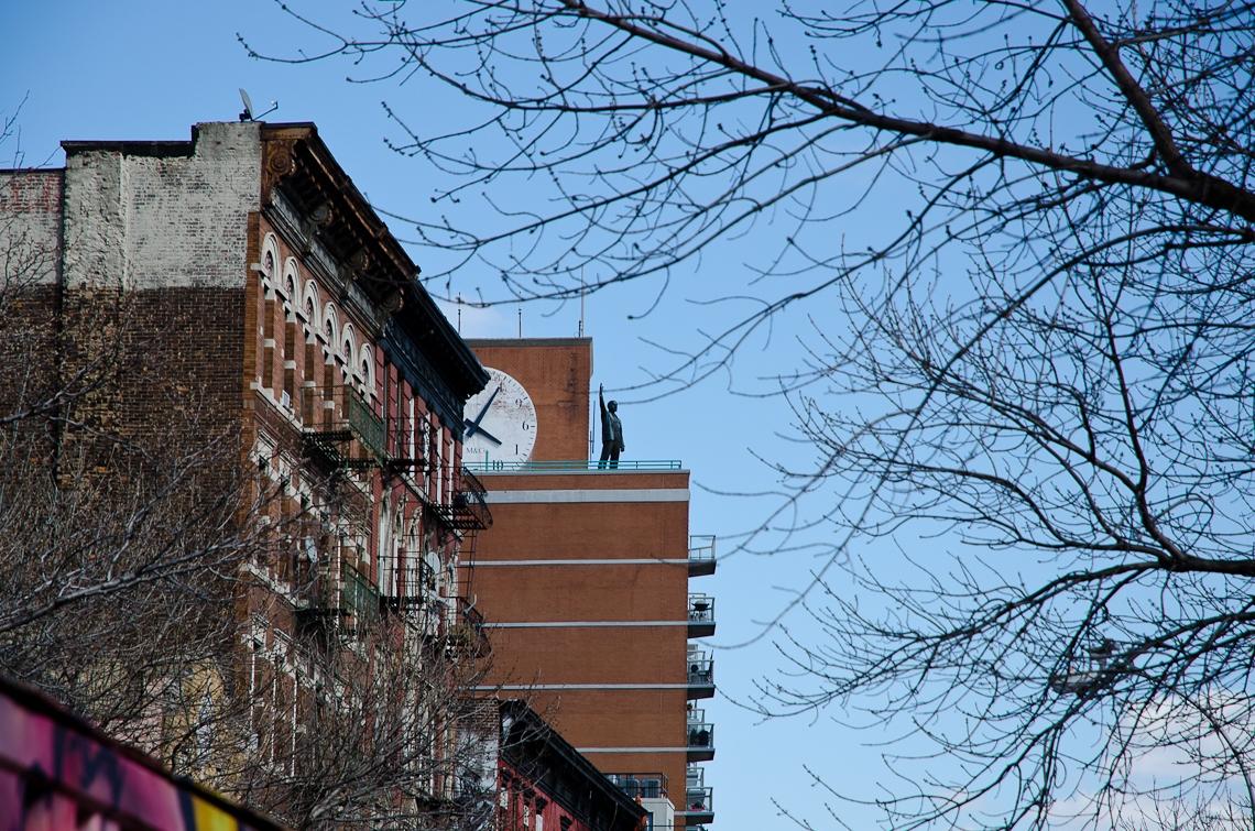 New York, Manhattan, Lenin